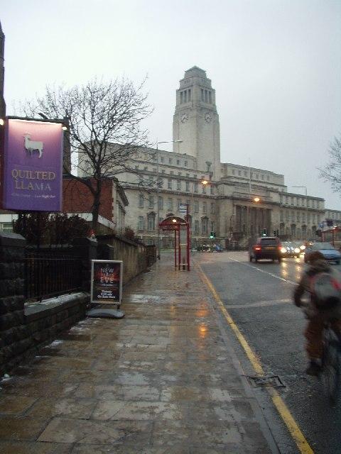 Leeds University - The Parkinson Building