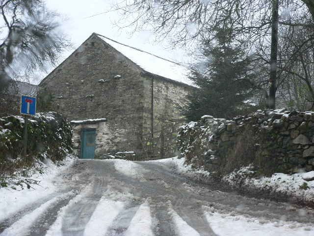 Farm Building at Hazelrigg