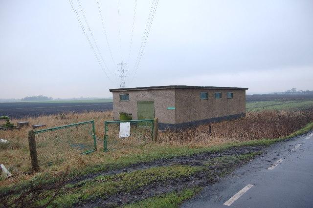 ICI pumping station