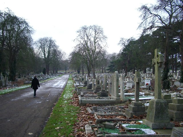 Chingford Mount Cemetery