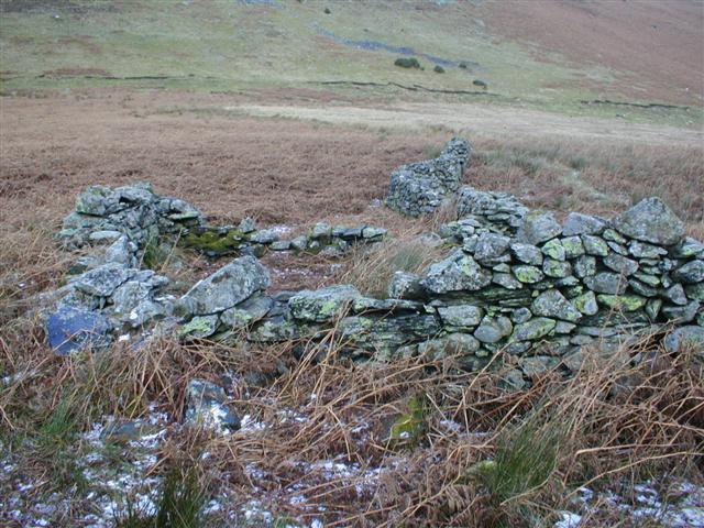 Sheepfold, Bullfell Beck
