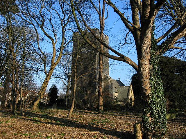 St Mary Church - Glamorgan