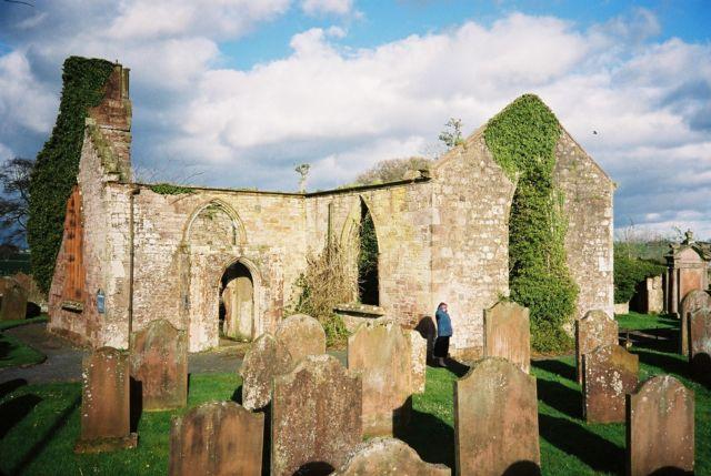 Hoddam Church of Scotland.