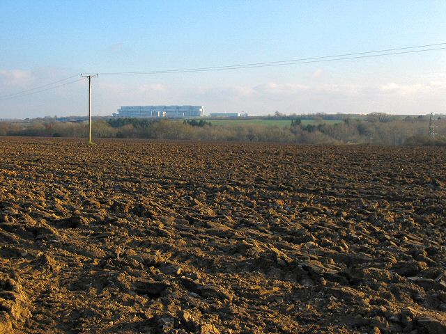 Vale of Glamorgan ploughed field