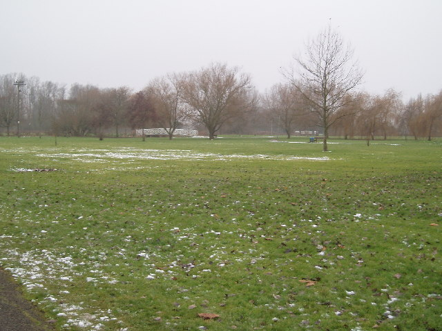 The Riverside Park, St Neots