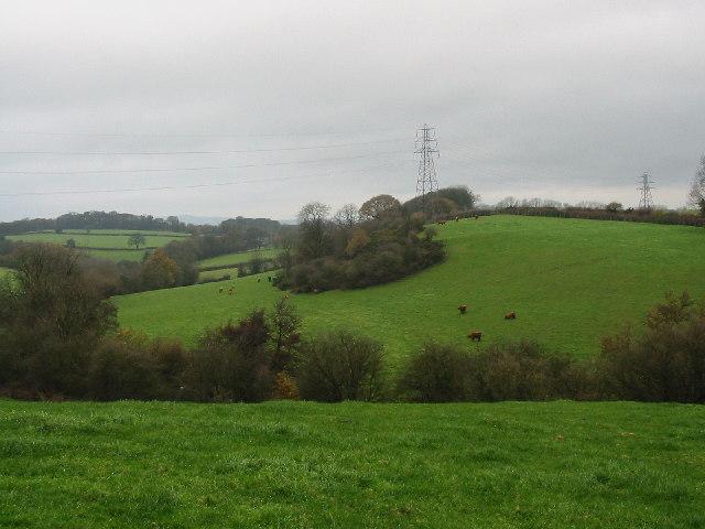 Swanwick countryside