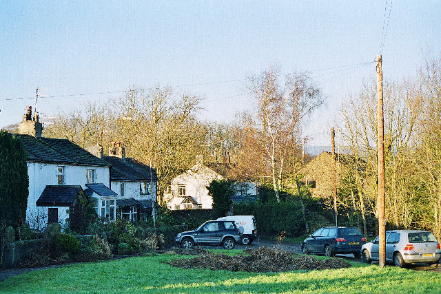 Park Gate, Copster Green.