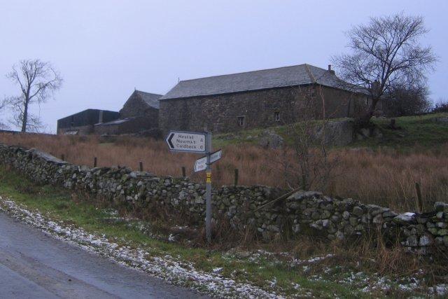 Norman Crag Farm.