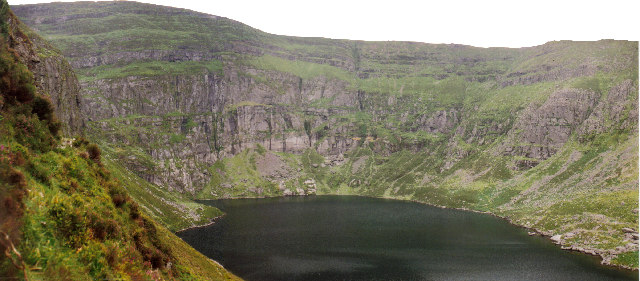Lake Coumshingaun, Comeragh Mountains, Co. Waterford