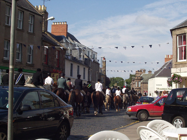Common Riding, Kelso
