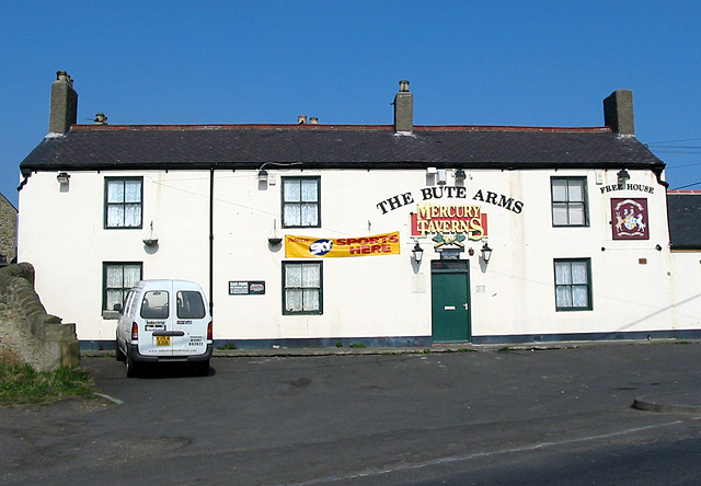 The Bute Arms