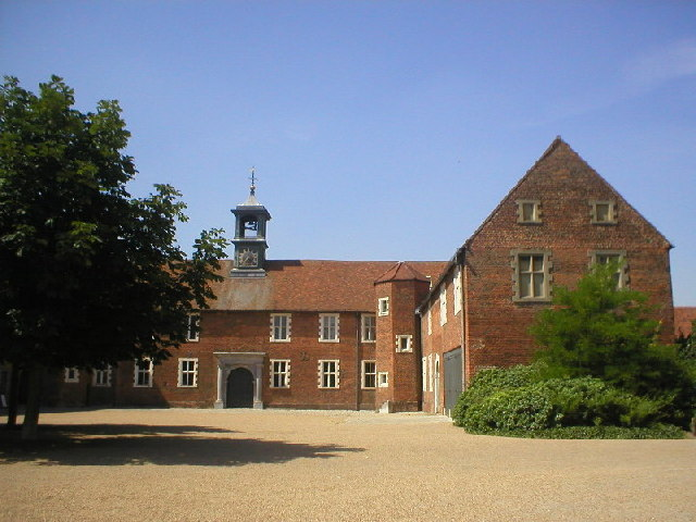 Stable buildings at Osterley Park