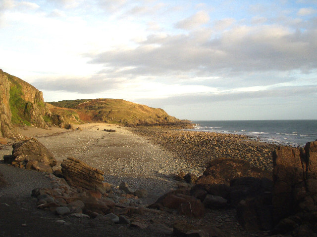 Port Castle Bay, Whithorn