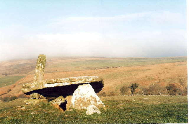Cairnholy 2: chambered tomb