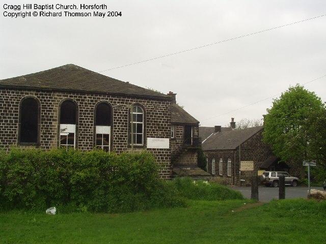 Cragg Hill Baptist Church, Horsforth, Leeds