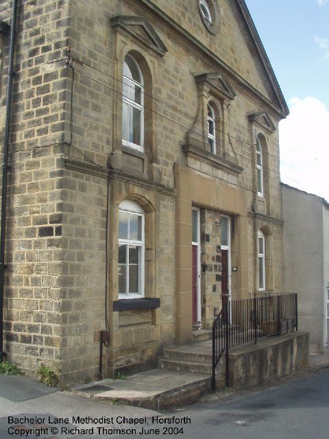 Former Methodist Chapel, Bachelor Lane, Horsforth, Leeds