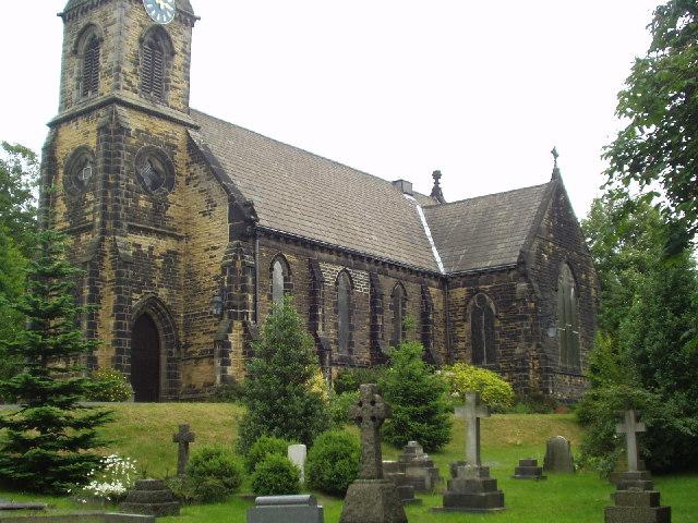 St John's Church, Harrogate Road / Ring Road, Leeds