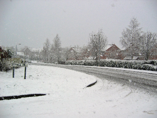 Bramble Hill, Beverley