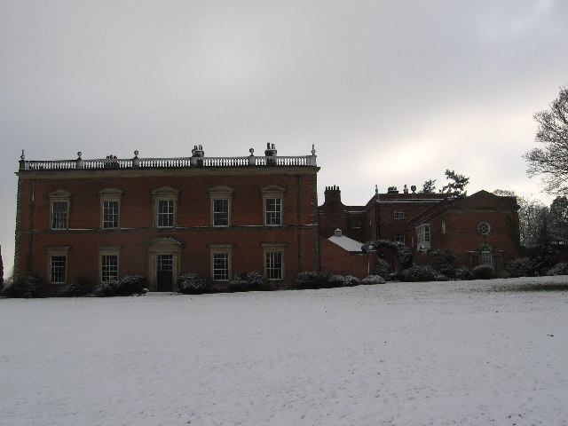 Staunton Harold Manor House