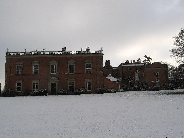 Staunton Harold Manor House