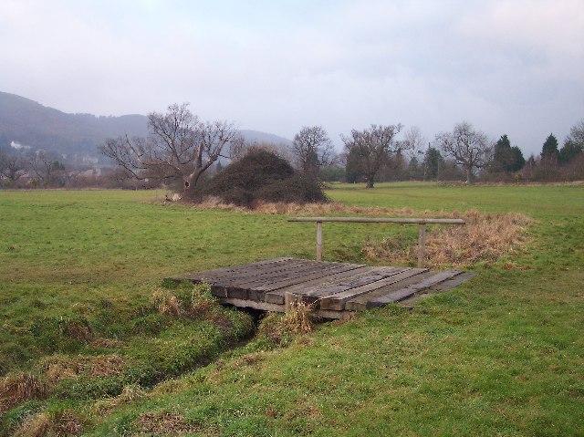Vehicle Bridge, St. Wulstan's Nature Reserve