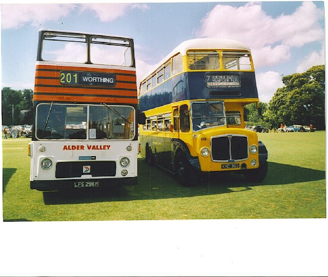 Alton, Anstey Park Bus Day