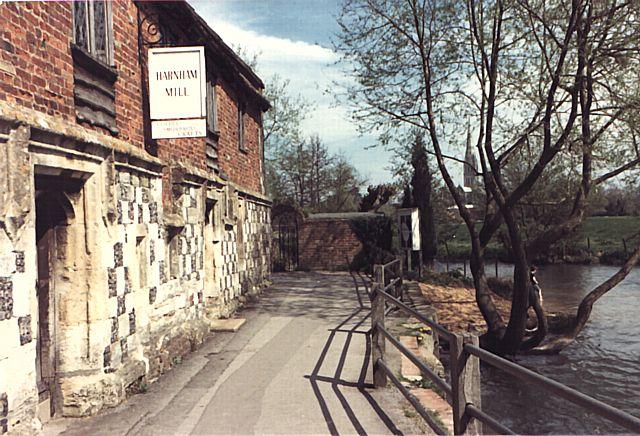 Harnham Mill
