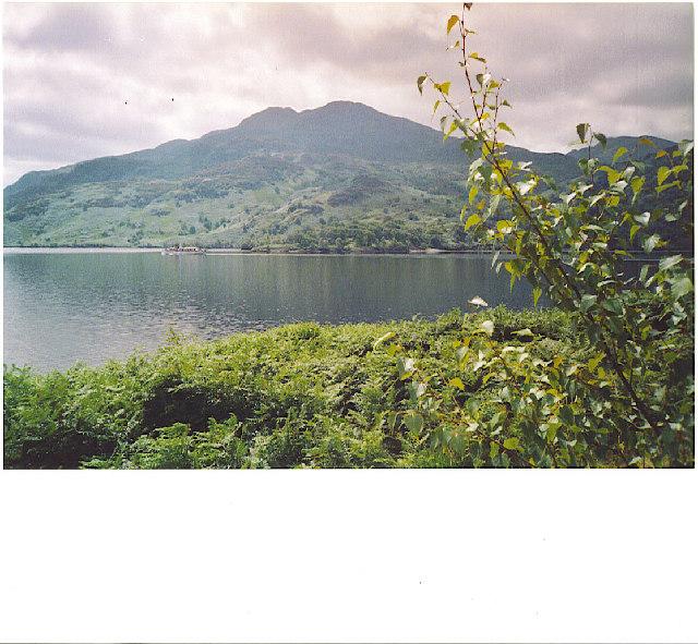 Loch Katrine and Ben Venue
