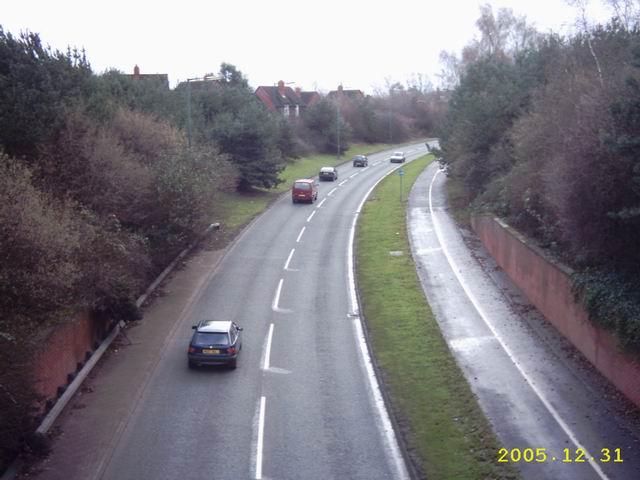 A5112 Robertsons way
