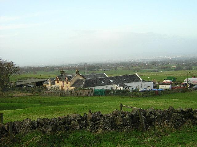 Bonnyton Moor Farm