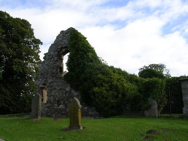 Old Forgan Graveyard