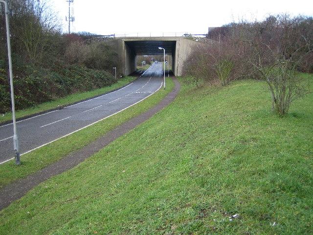 Rickmansworth: Shepherds Lane, Mill End