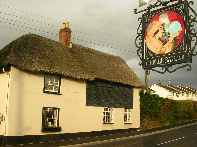 Blue Ball Inn, Sidford