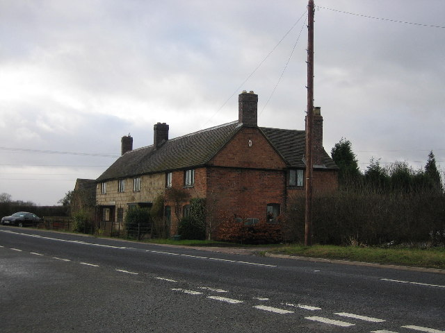 Thorpegorse Cottages