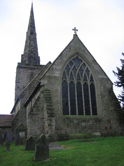 Seckington Church