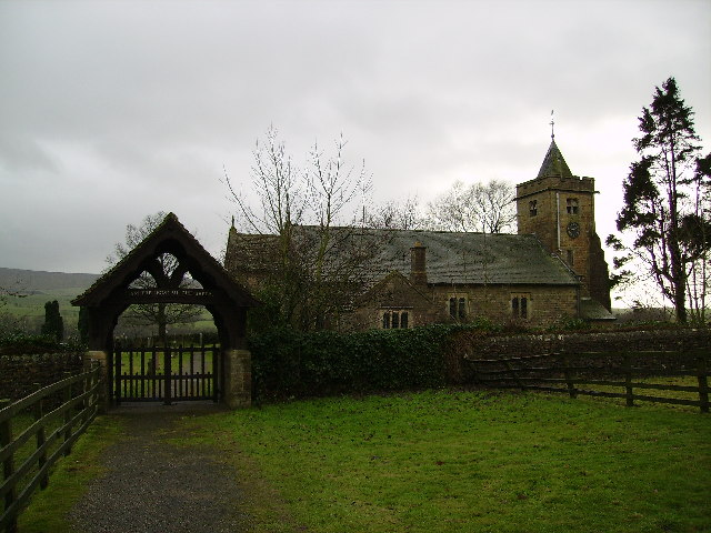 Christ Church Over Wyresdale