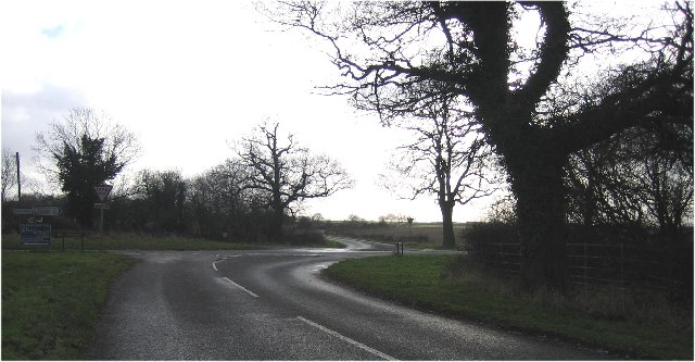Lane to Alvecote
