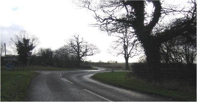 Lane to Alvecote