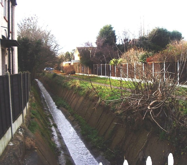 Prittle Brook, Leigh-on-Sea