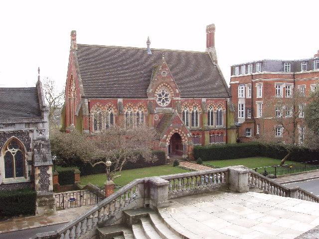 Vaughan Library, Harrow School