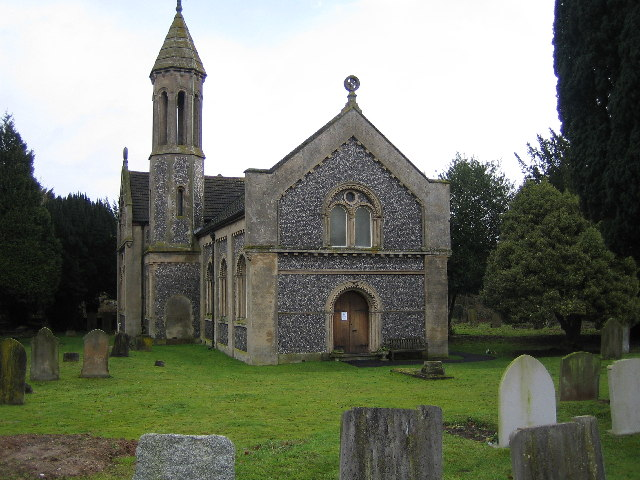West Hyde: The Church of St. Thomas of Canterbury