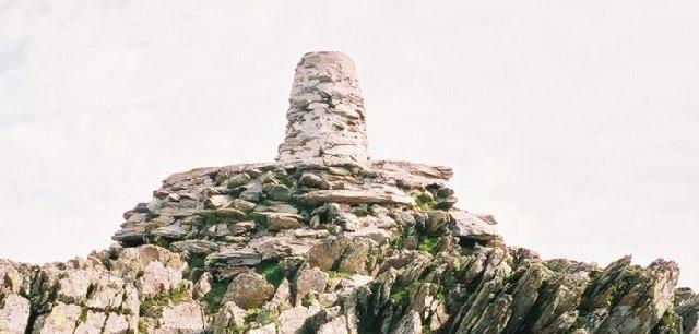 The Old Snowdon Pillar