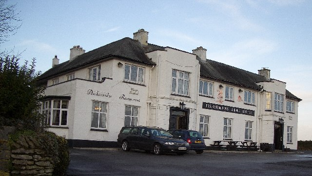 Fishermans Arms Hotel, Baycliff