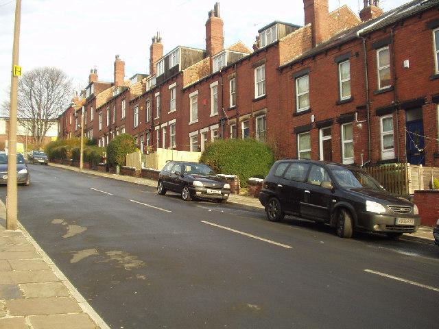 Back to Back Houses, Burley, Leeds