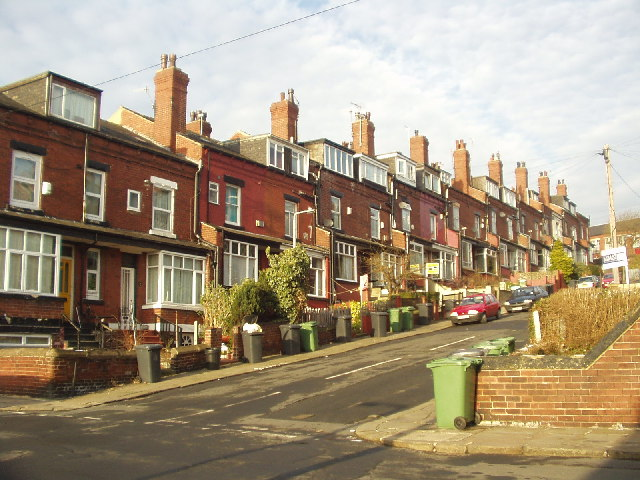 Back to Back terrace houses, Bankfield Road