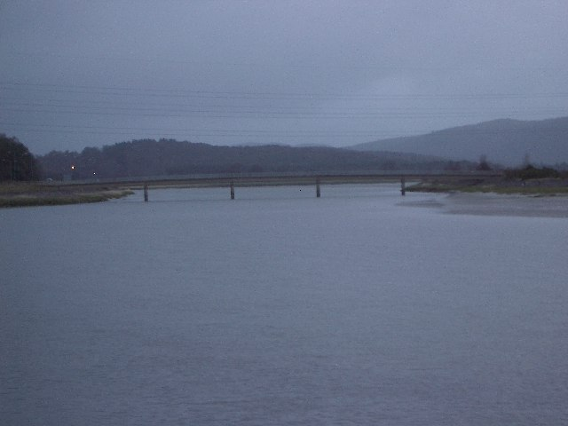 Greenodd Estuary Footbridge