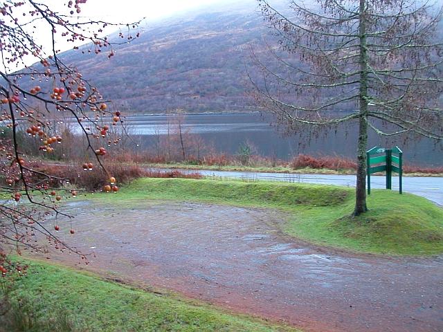 Picnic Area, Loch Creran