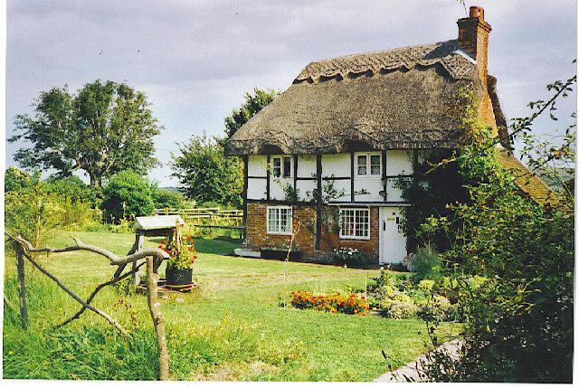 Old Clergy House,  Alciston