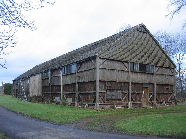 Chadshunt Farm Barn