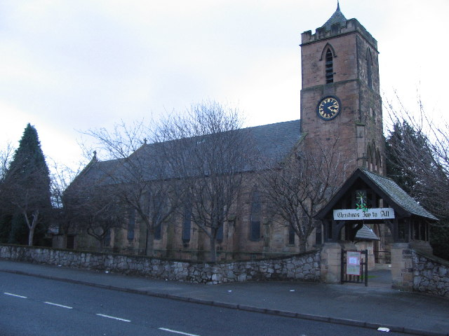 St Marks Church, Connahs Quay